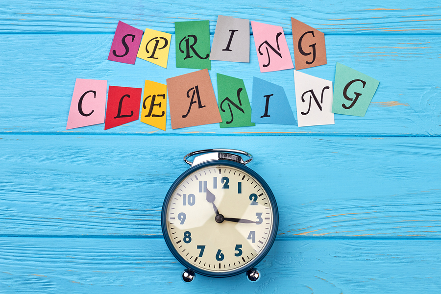 It's time to give your small business a spring clean